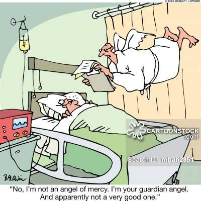 Guardian Angel Humor Of Mercy And Comics Pictures From