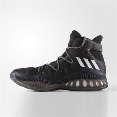 Sepatu Basket Termurah jual sepatu basket adidas explosive black original
