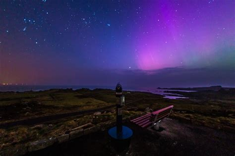 can you see the northern lights in scotland where to see the northern lights in scotland and ireland