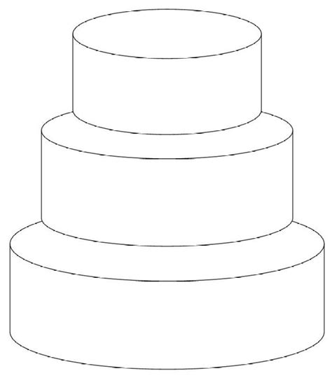 cake template images of cake cliparts co