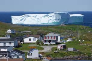 These things happen newfoundland icebergs