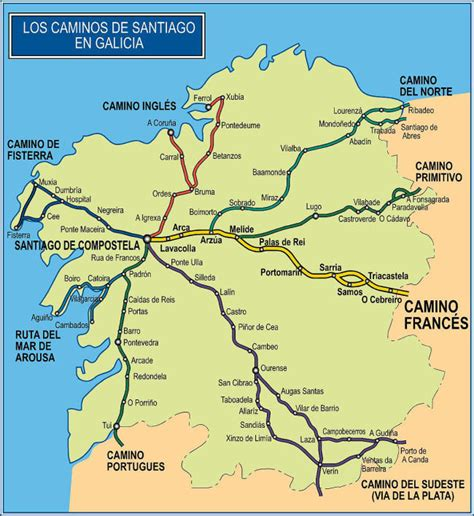 el camino frances serie sobre el camino franc 233 s camino de santiago a