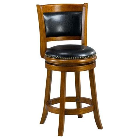 dark oak bar stools alexis dark oak padded back 24 inch counter stool design