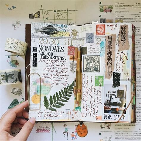 25 best ideas about journal pages on pinterest notebook