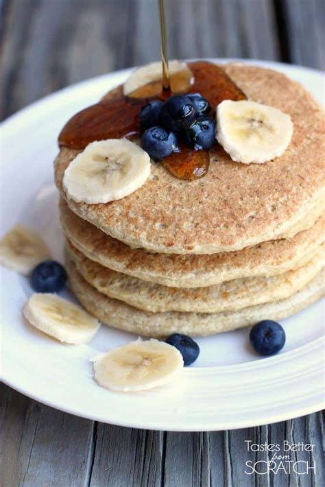 protein pancakes recipe tastes better from scratch
