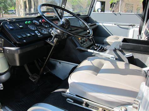 Volvo C303 Interior by Volvo C303 6x6