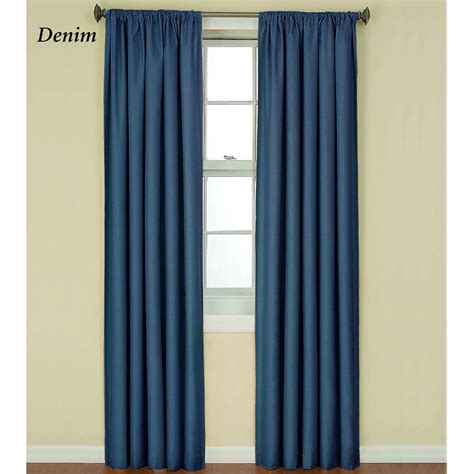 thermaback curtains kendall bright thermaback tm blackout curtain panels