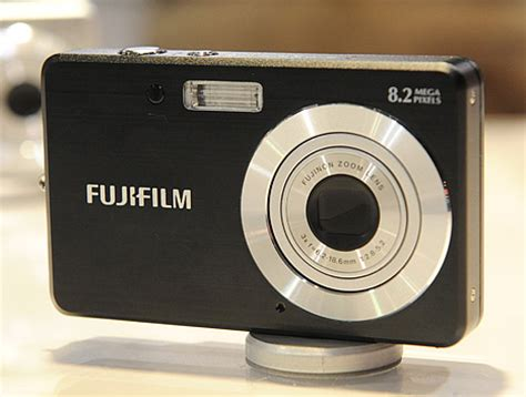 Fujifilm Finepix J10 fujifilm finepix j10