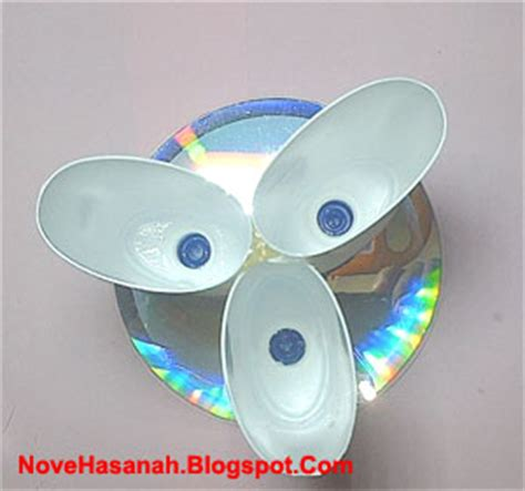 cara membuat kerajinan tangan dari cd bekas kerajinan tangan dari botol plastik bekas