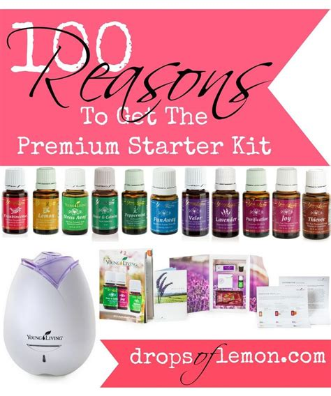 Living Premium Starter Kit Ori Non Member 336 best essential oils images on essential oils soaps and cleaning