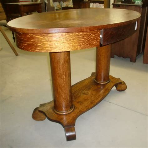 antique oak library table antique oak library table desk pedestal empire