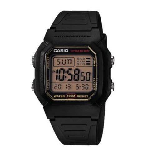 Casio Original W 800h watchband casio w 800hg w 800h horlogeband