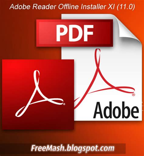 adobe reader free download full version offline installer download adobe reader full standalone offline installer xi