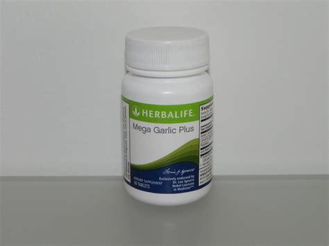 Megagarlic Plus herbalife mega garlic plus endorsed by dr lou ignarro fresh exp 5 16