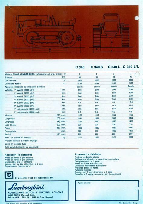 Lamborghini C 340 by Sdf Archivio Storico E Museo