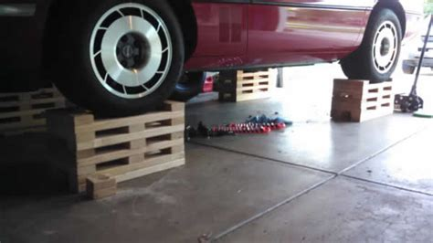 Auto Cribbing by Articles How To Build Your Own Cribbing Blocks