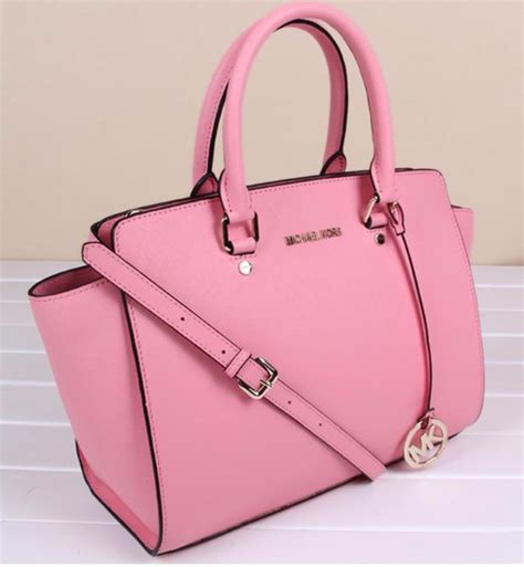 Is It A Bag Is It A Purse Its Topshops Raffia Crossbody Handbag by Bag Michael Kors Soft Pink Purse Wheretoget