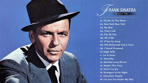 frank sinatra the best frank sinatra greatest hits album best songs of