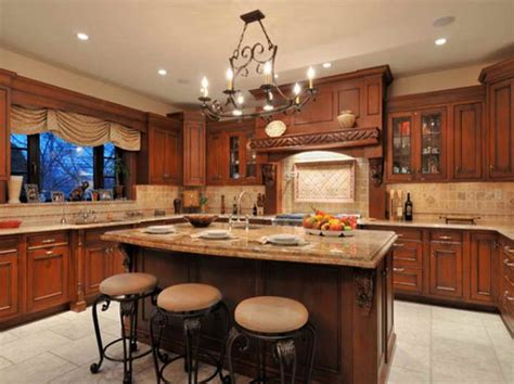 old world kitchen ideas old world kitchen ideas with nice chandelier home