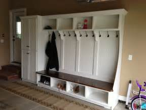 Garage Organization Mudroom