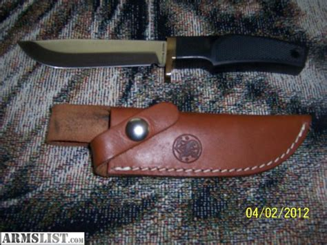 smith and wesson knives made in usa armslist for sale usa made smith wesson 6080 american