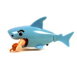 Shark Bathroom Accessories by Hungry Shark Wind Up Bath Toy Pink Cat Shop
