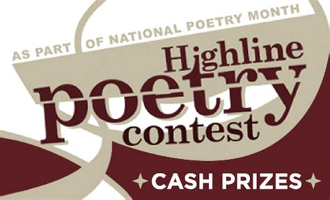 Poetry Contest Win Money - write share win 2016 poetry contest now open 187 highline college