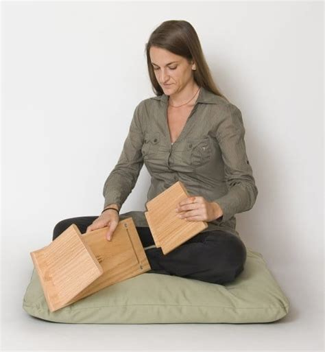 meditation bench folding folding seiza meditation bench with zabuton mat and bench cushion