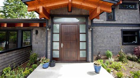 custom doors island timber frame