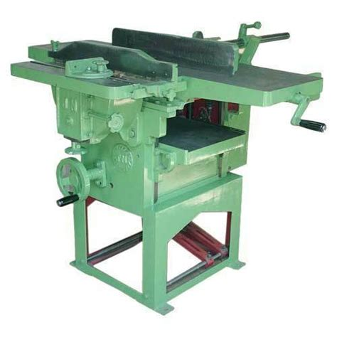 wood working machines surface cum thickness planer