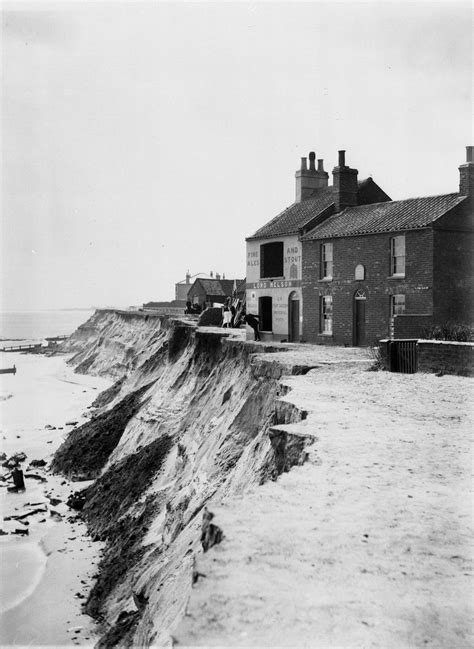 Cliff collapse - The National Archives