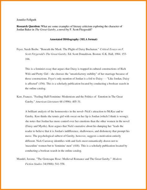 8 annotated bibliography exle mla format farmer resume