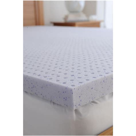 Stomach Sleeper Mattress by Isotonic 174 2 Quot Theragel Stomach And Back Sleeper Mattress