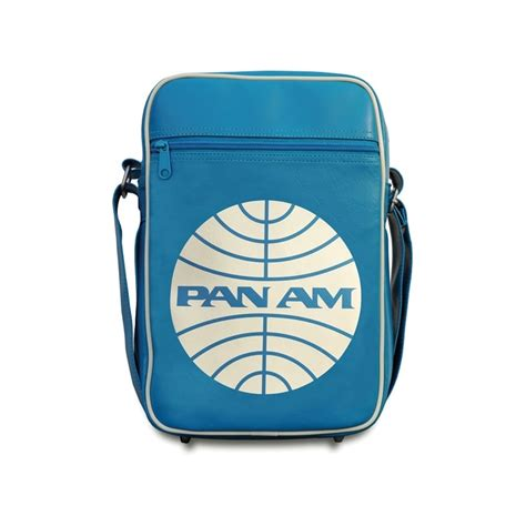 Pan Am Bags Or Not by Logoshirt Pan Am Airline Cabin Bag Medium In Turquoise