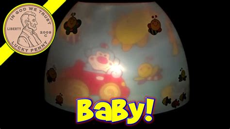 playskool dreamland musical soother baby room nursery night light toy  hasbro kids toy reviews