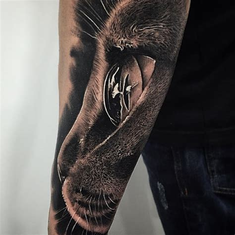 65 mysterious black cat tattoo ideas are they good or evil