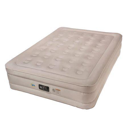 queen air mattress  internal ac pump