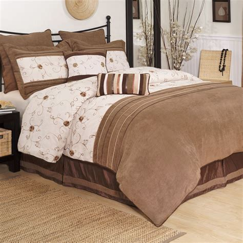 comfortable set modern furnitures king comforter sets images