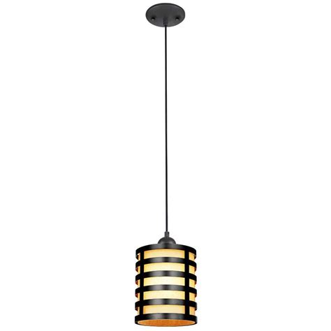 Adjustable Mini Pendant Lights Westinghouse 1 Light Rubbed Bronze Adjustable Mini Pendant With Glass Shade 6000400