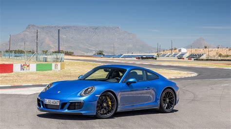 porsche 911 4 gts porsche 911 4 gts 2017 review by car magazine