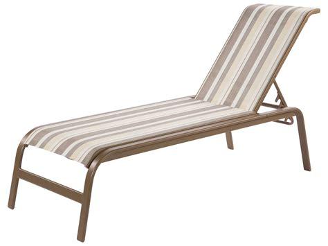 aluminum chaise windward design group anna maria sling aluminum chaise