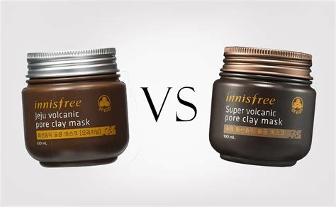 innisfree volcanic pore clay mask original korea