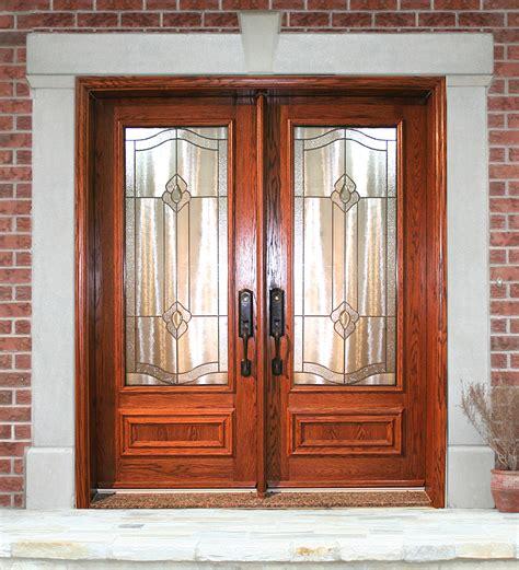 Porte D Entrée Vitree 456 by Porte D Entr 233 E Vitr 233 E Bois Sur Mesure Sellingstg