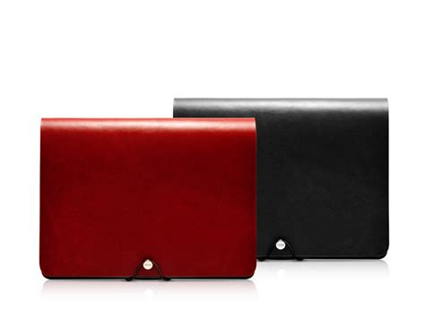 designboom reader submission ipad2 leather arc cover by evouni