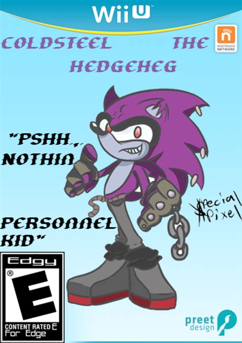 Know Your Meme The Game - coldsteel the game for wii u coldsteel the hedgeheg