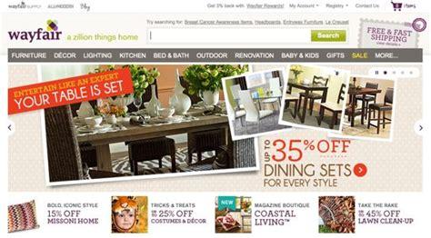 wayfair furniture locations 35 popular furniture stores bloghug