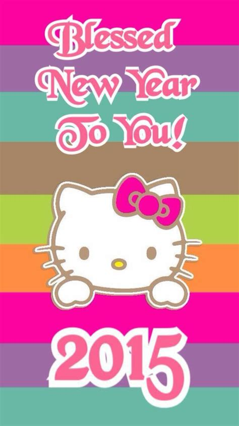 hello kitty new year wallpaper wallpaper we heart it hello kitty new year and wallpaper