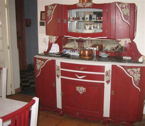 altes küchenbuffet buffet de cuisine but avant et apres with buffet