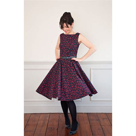 dress betty betty dress sew it coolcrafting