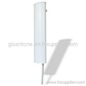 H Gain Sectoral Panel 17 Dbi 90 824 896mhz cdma sector panel antenna with 90 horizontal degree 16dbi high gain mimo dual